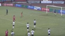 Vietnamese goalkeeper and captain banned for two years following bizarre penalty protest