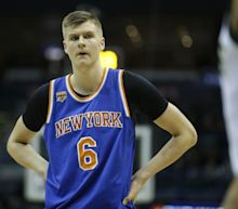 'Don't Trade Porzingis' billboard delivers loud, clear message to Knicks