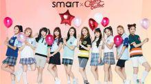 FNC新女團CherryBullet 出道同時成為校服模特