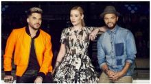 Iggy Azalea and Guy Sebastian are in the year's most unlikely feud