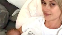 Christina Anstead Is Taking It Easy After Taking on Too Much After Giving Birth: 'Back to Bed Rest'