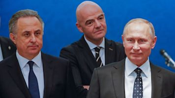 Report: FIFA failed to act on Russian doping