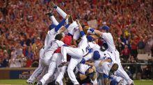 OTD 10 years ago: The Rangers win the pennant