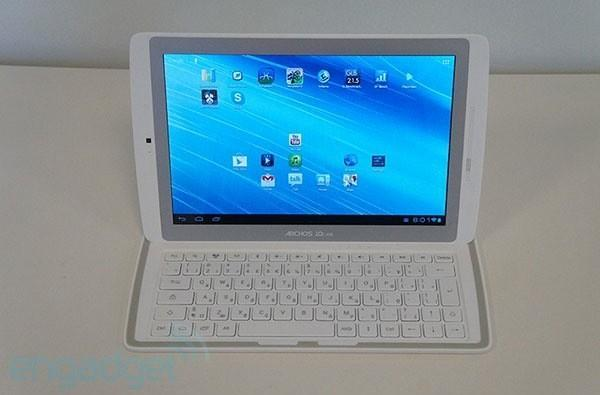 Archos 101 XS review: a tablet that puts the keyboard center stage
