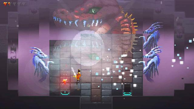 Retro sci-fi RPG 'Songbringer' arrives for PS4, Xbox One, Mac and PC