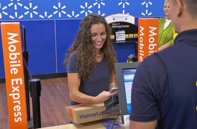 Walmart's app makes the return process easier