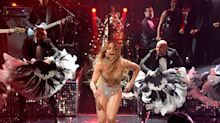 JLo praised for wearing thong on stage, at 48