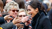 Meghan Markle aun no se casa con el príncipe Harry y ya es toda una sensación