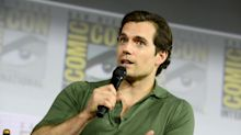 'Superman' star Henry Cavill says he was once told he was 'looking a little chubby' at 007 audition