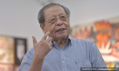 No one has parliamentary majority to be PM now - Kit Siang