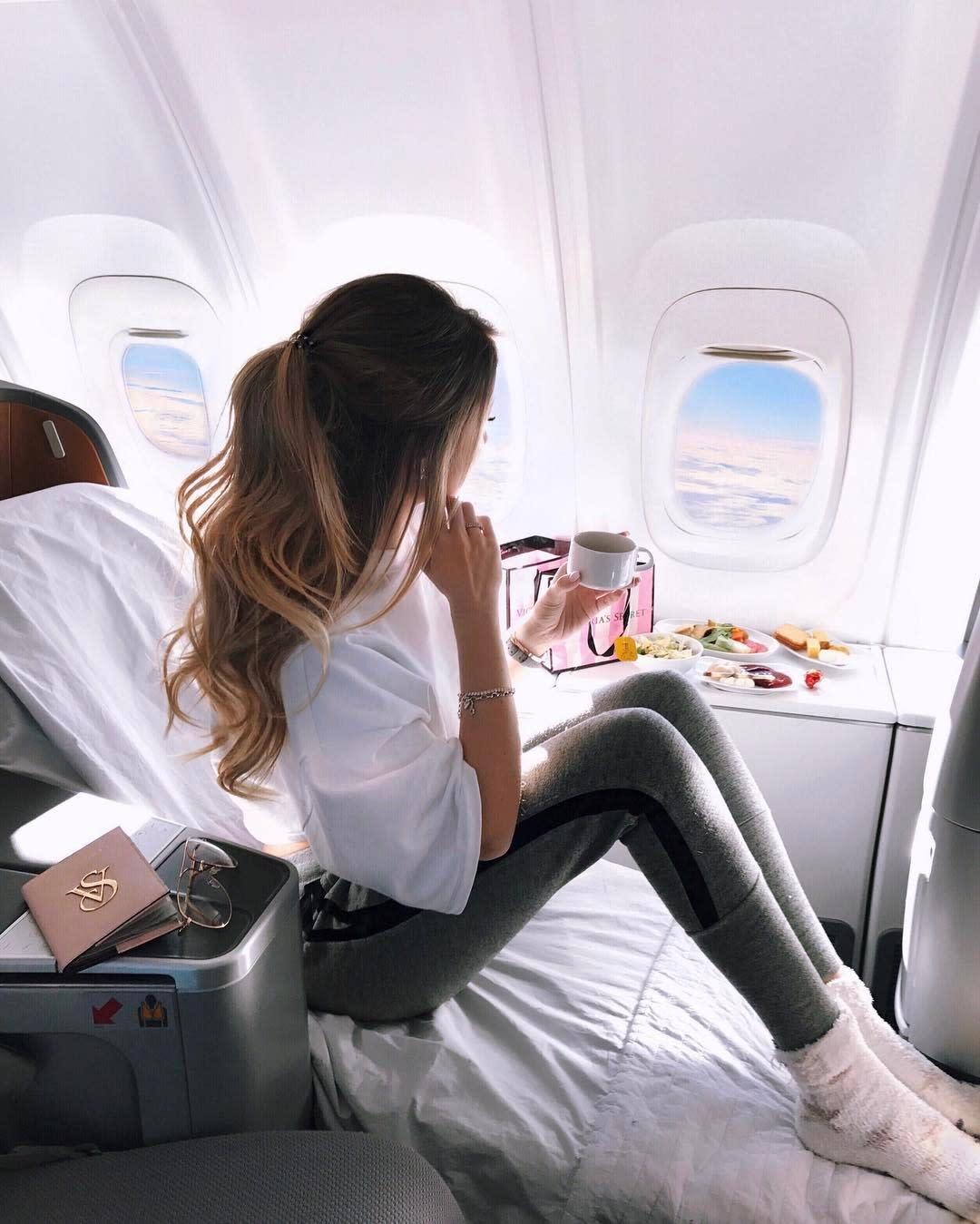 две девки в самолете - 12