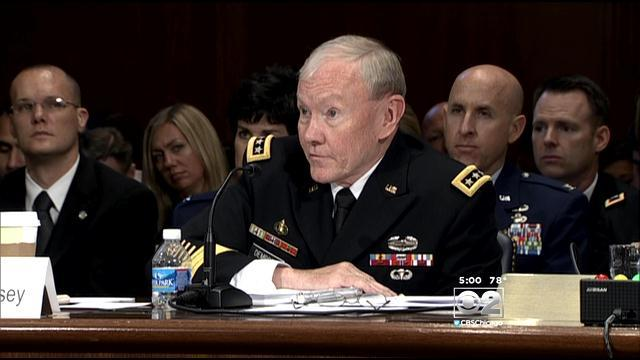Iraq Air Strike Request Revealed During Hearing