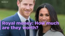 This is how much money each member of the royal family is worth