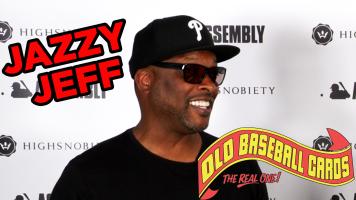 Jazzy Jeff talks '80s rap and '90s MLB
