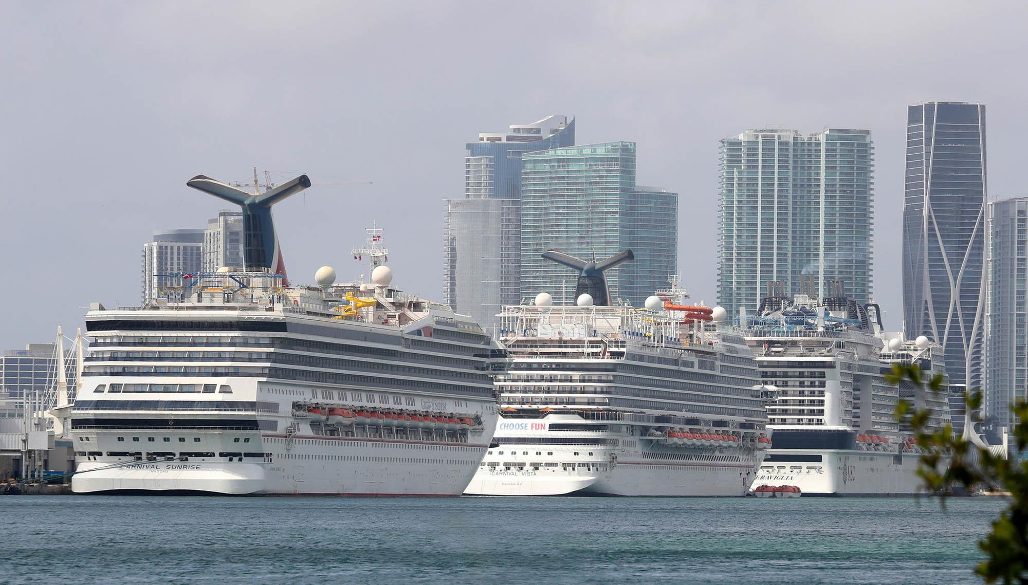 Your guide to when the major cruise lines are starting up again