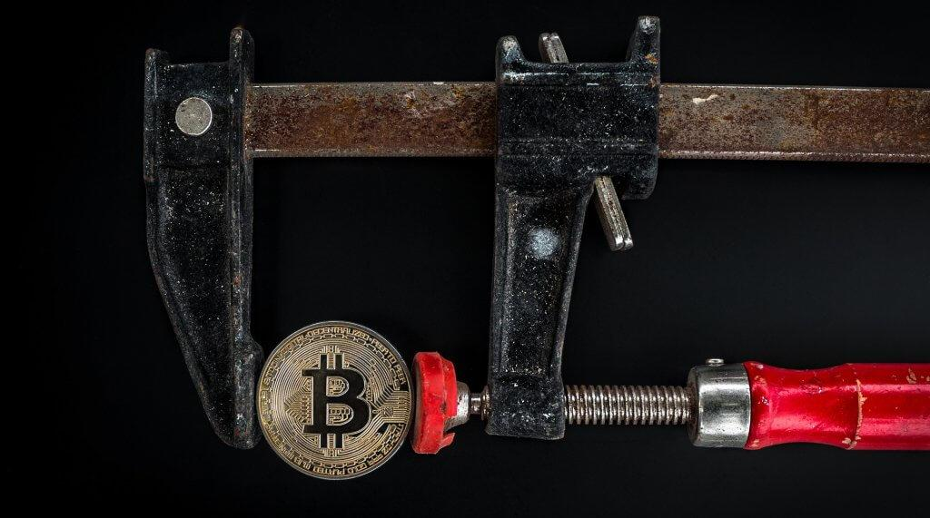 Bitcoin suffers worst daily candle since September
