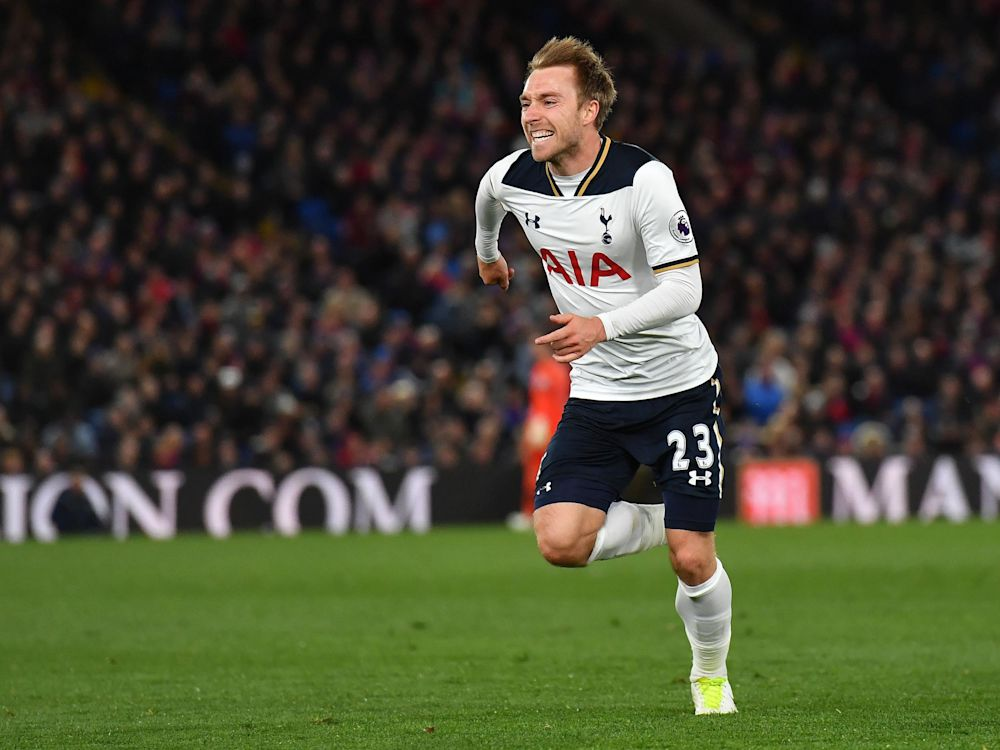 Five things we learned as Christian Eriksen's goal keeps Tottenham in the title race to close the gap on Chelsea