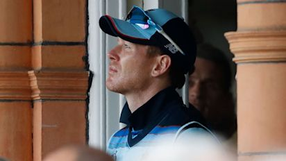 Loss Against Australia Isn't Hugely Disappointing: Eoin Morgan