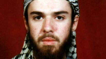 'American Taliban' John Walker Lindh set to go free
