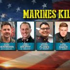 5 Marines who went missing after midair collision presumed dead