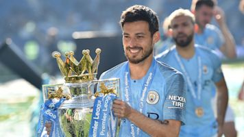 David Silva to leave Manchester City in 2020