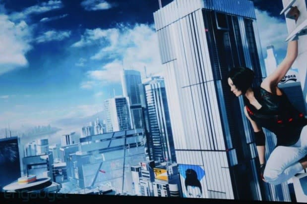 EA announces Mirror's Edge 'reboot' for next-gen consoles (video)