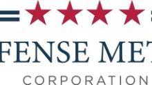 Defense Metals Corp. Announces Senior Management Changes