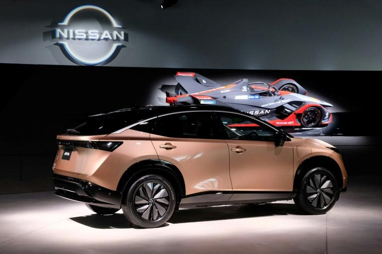 Nissan has high hopes for its new electric vehicle