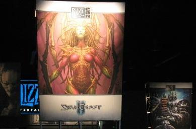 Even more pictures from the BlizzCon floor