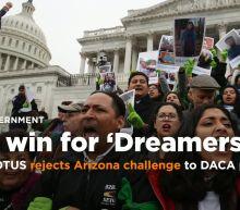 Supreme Court rejects Arizona challenge to 'Dreamers' program