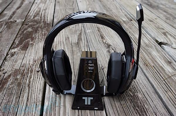 Tritton Warhead 7.1 Wireless Surround Sound Headset for Xbox 360 review