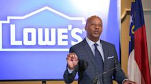 Lowe's CEO on how the Mooresville retailer is moving past problems from first quarter