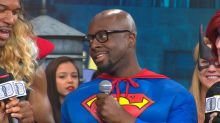Catching up with Wyclef Jean live on 'GMA'