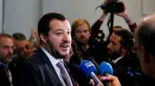 Italy's Salvini returns to Rome to tackle coalition row