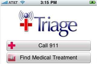 iTriage provides mobile health advice with style