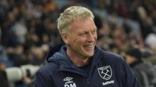 West Ham boss David Moyes thrilled and 'dancing around his apartment' after successive wins, says Alan Irvine