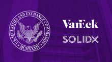 VanEck, SolidX withdraw bitcoin ETF proposal