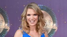 Charlotte Hawkins eliminated from Strictly Come Dancing