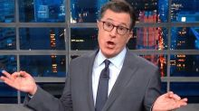 Colbert Just Hit Trump With A Bonkers New 2020 Campaign Slogan