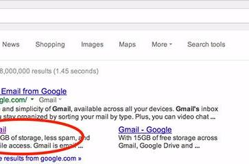 Google glitch flooded at least one poor guy's inbox