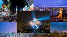 2016最熱門打卡統計 IG公布全球十大城市景點