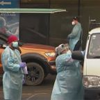 New Zealand puts city on lockdown after first COVID-19 infection in months