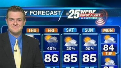 Wednesday Afternoon First Alert Forecast