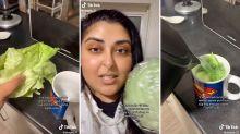 Why this strange lettuce trend is taking over TikTok
