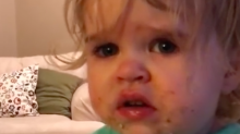 Funny or cruel? Viral video of mum feeding her baby wasabi divides the Internet