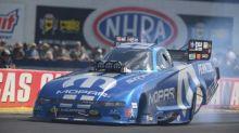Dodge//SRT Mopar Drivers and Teams Begin Championship Playoffs at Mopar Express Lane NHRA Nationals
