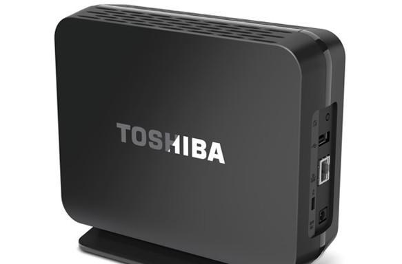Toshiba launches Canvio Personal Cloud, network-attached storage with iOS and Android apps