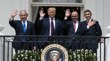 Trump: Israeli pacts with 2 Arab states signal 'new' Mideast