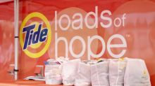 Procter & Gamble Brings Relief to Texas Residents Affected by Severe Flooding With P&G Product Kits and Tide Loads of Hope Laundry Services