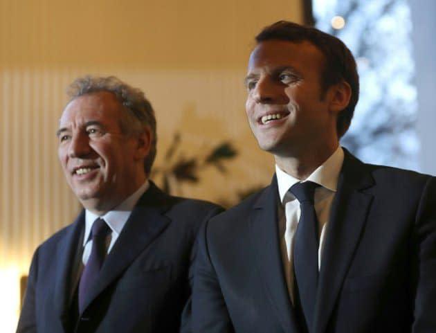 """Présidentielle 2022: François Bayrou pense qu'Emmanuel Macron """"se représentera"""""""
